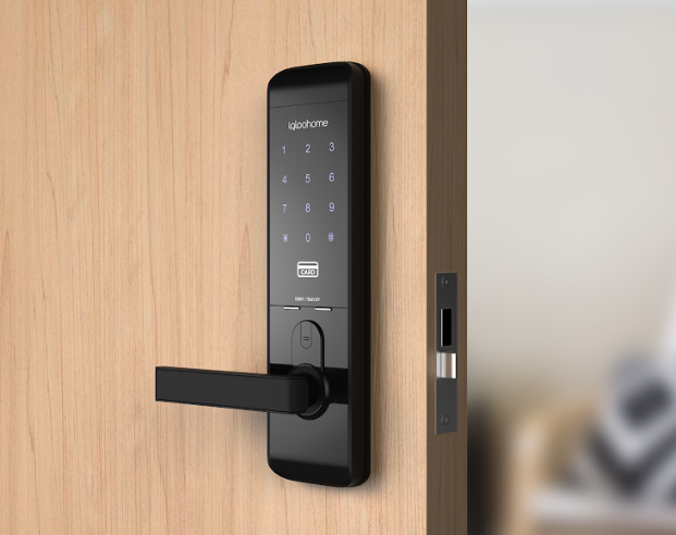 How The Igloohome Smart Lock Works Offline Smart Lock